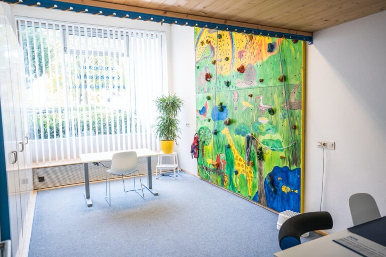 Behandlungsraum Pädiatrie